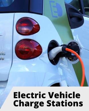 electric vehicle charge stations