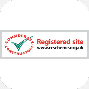Considerate Constructors Scheme Registered Site Logo