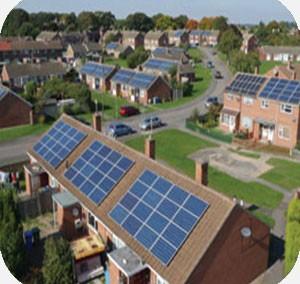 BCD Solar Project – Installing Solar PV on 800 Social Housing Residences