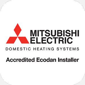 Mitsubishi EcoDan Logo