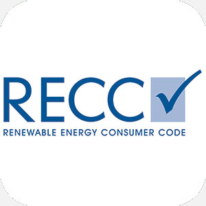 RECC Renewable Energy Consumer Code Logo